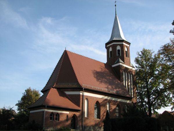 Kościół w Jeziorach
