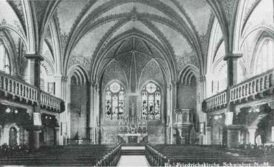 Historia kościołą NMPKP w Świebodzinie