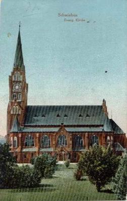 Historia kościoła NMPKP w Świebodzinie